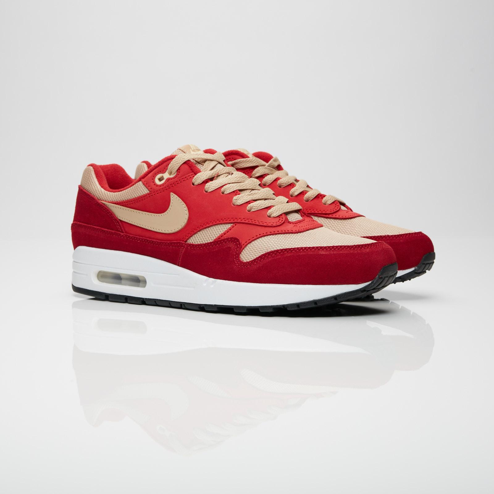 7fa29a657c Nike Air Max 1 Premium Retro - 908366-600 - Sneakersnstuff ...