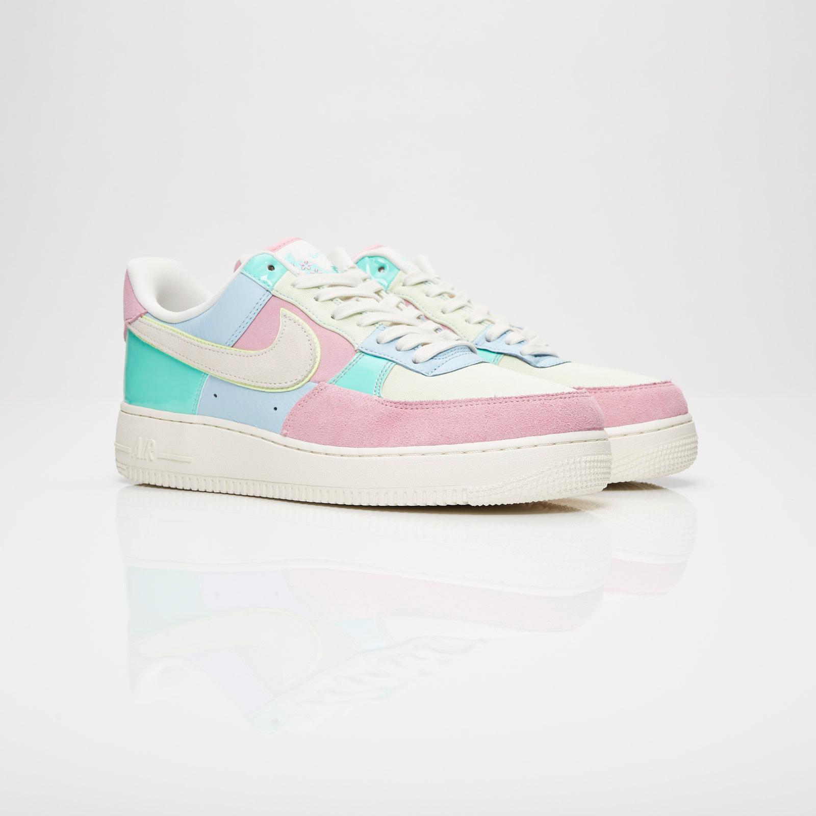 ca140ddc0da4 Nike Air Force 1 07 QS - Ah8462-400 - Sneakersnstuff