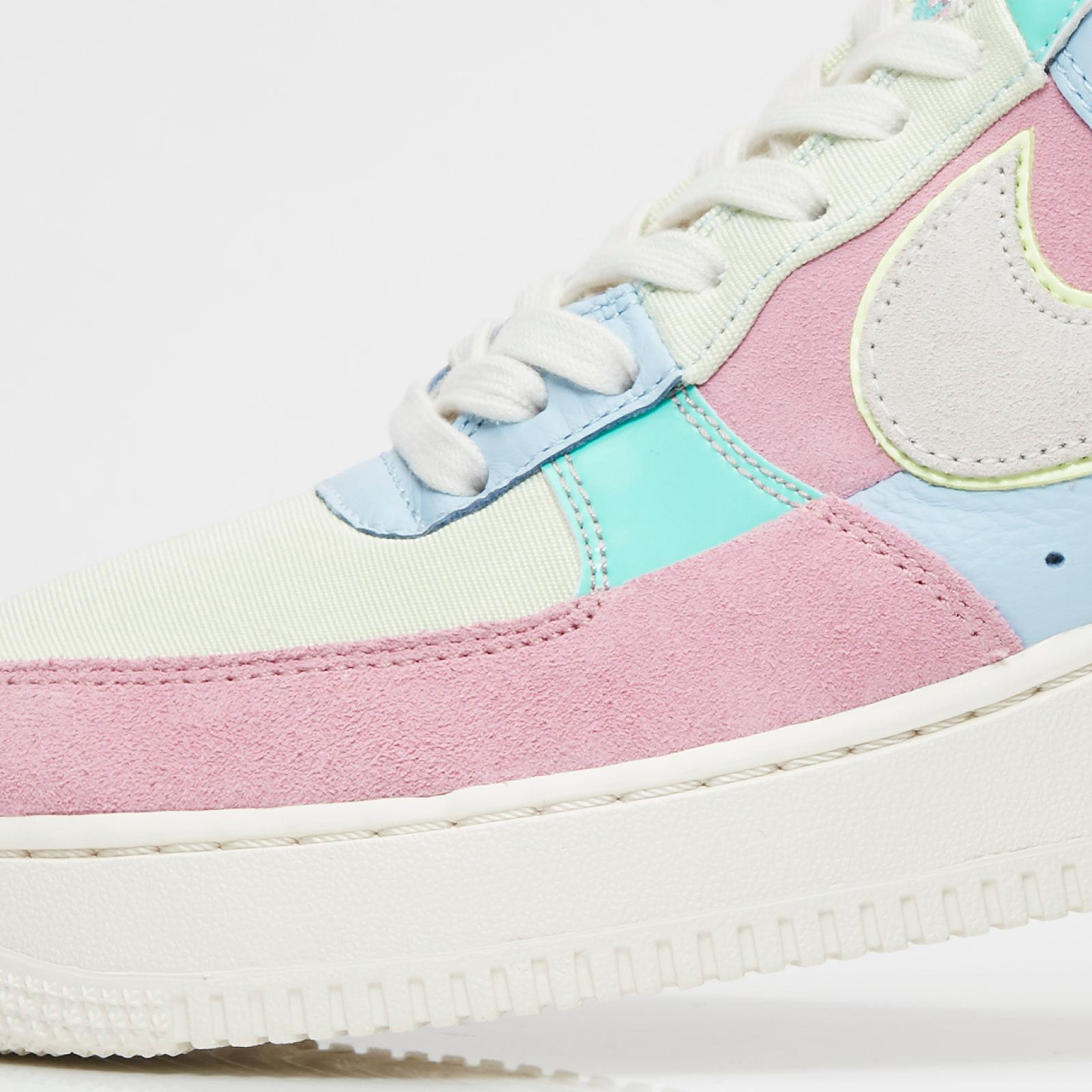 Nike Air Force 1 07 QS Ah8462 400 Sneakersnstuff I