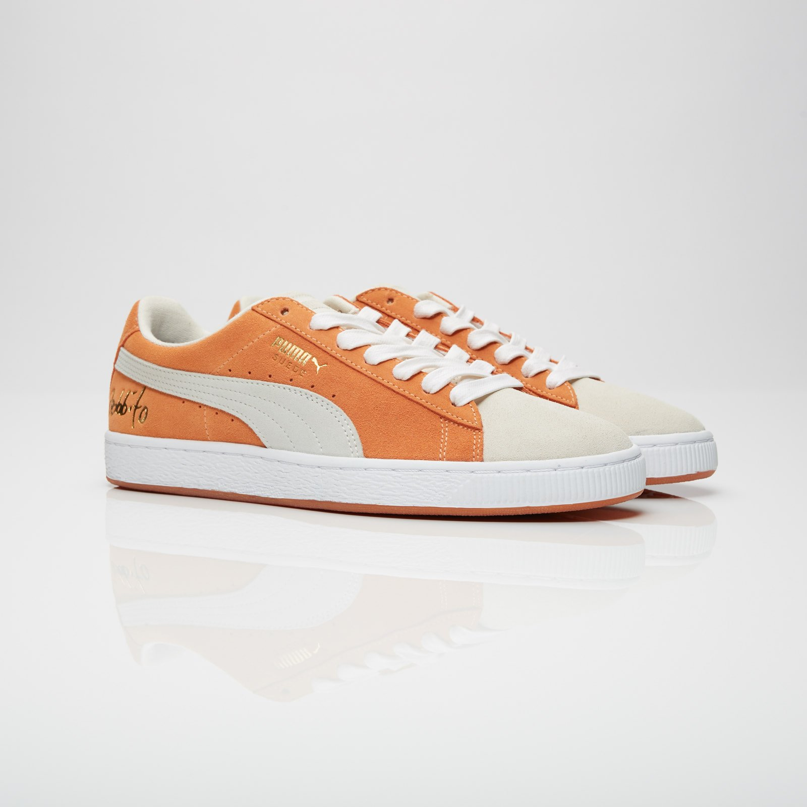 c01ec54d465 Puma Suede Classic x Bobbito - 366336-01 - Sneakersnstuff | sneakers ...