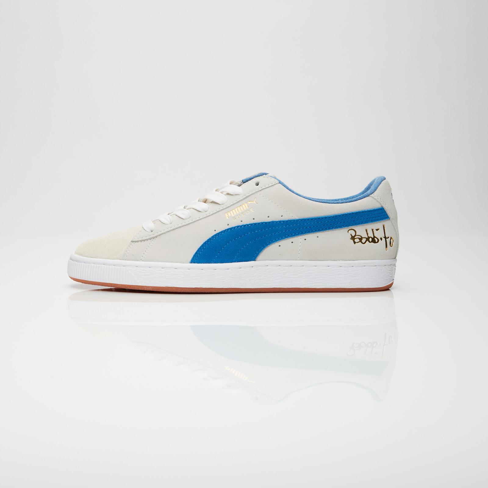 5fa61f206f6 Puma Suede Classic x Bobbito - 366336-02 - Sneakersnstuff