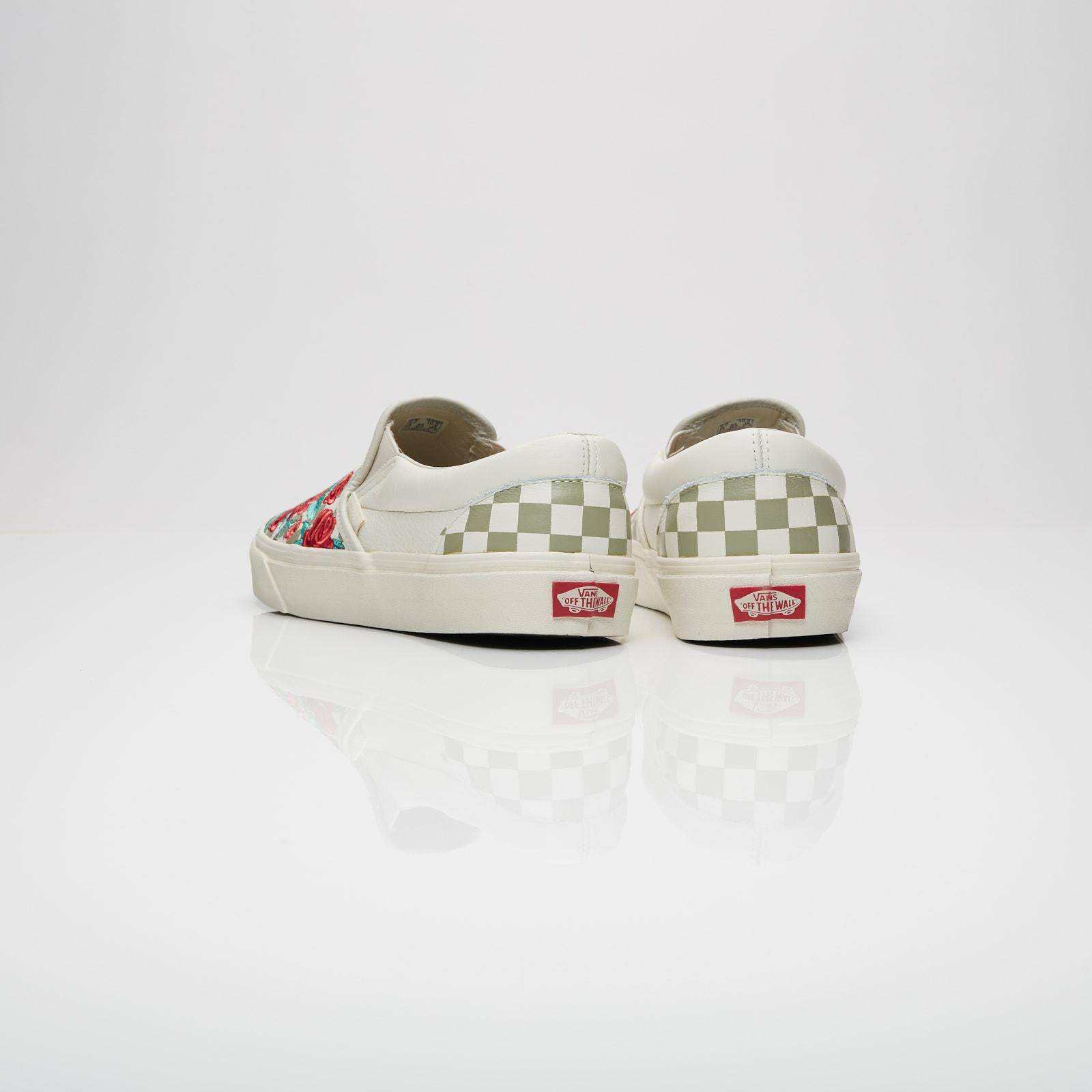 4cc259ee1e6 Vans UA Classic Slip-On DX - Va38f8qf9 - Sneakersnstuff
