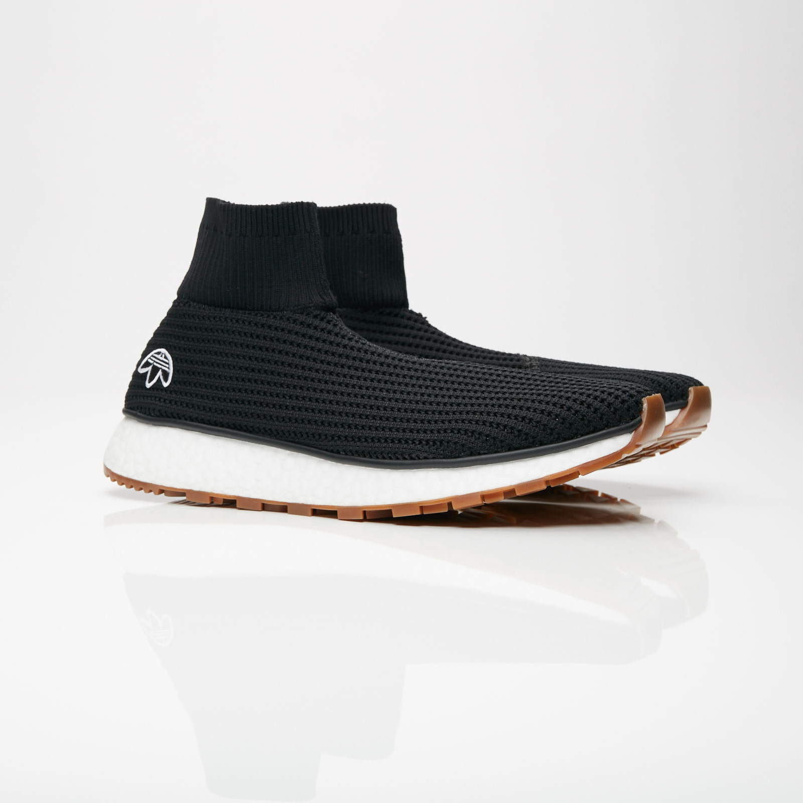 Adidas X Alexander Wang Run Clean White Boost, Stan Smith