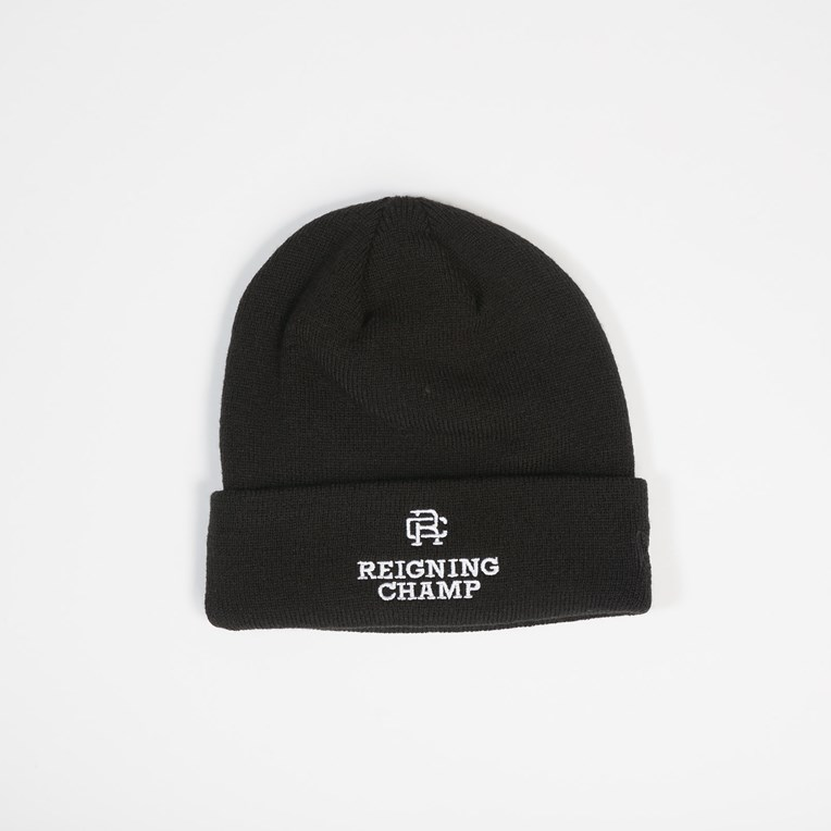 Reigning Champ Embroidered New Era Beanie