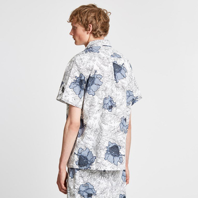 Nike Sportswear M NRG Floral SS Top - 2