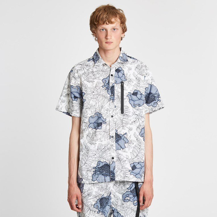Nike Sportswear M NRG Floral SS Top
