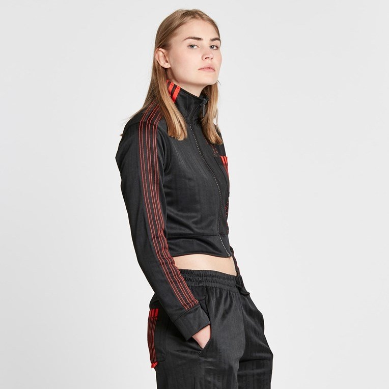 adidas by Alexander Wang Crop Track Top x Alexander Wang - 2