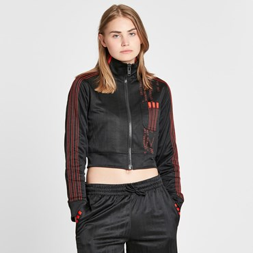 Crop Track Top x Alexander Wang