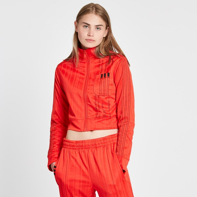 adidas by Alexander Wang Crop Track Top x Alexander Wang
