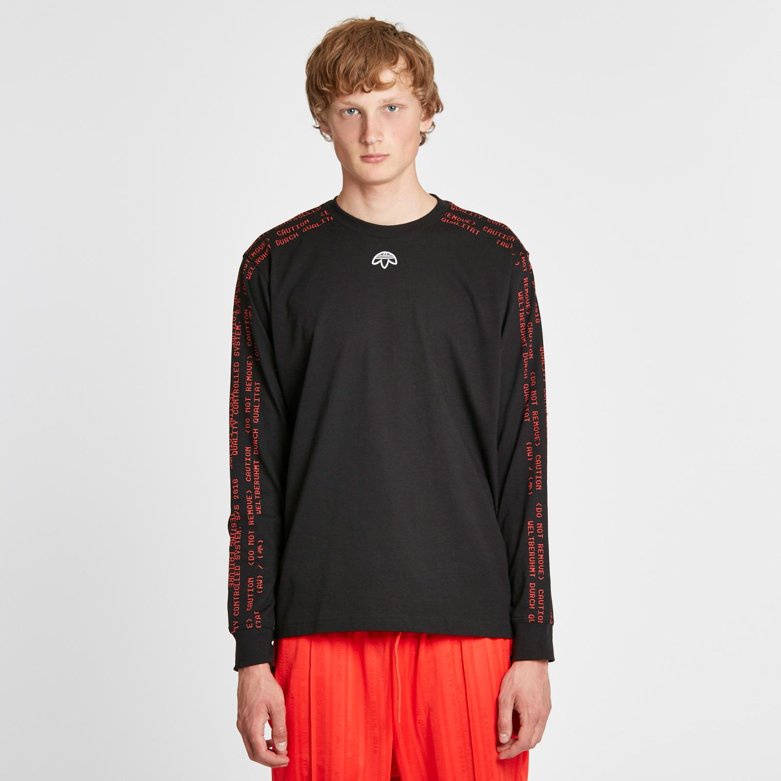 1b81289c5331 adidas Long Sleeve x Alexander Wang - Dm9690 - Sneakersnstuff ...