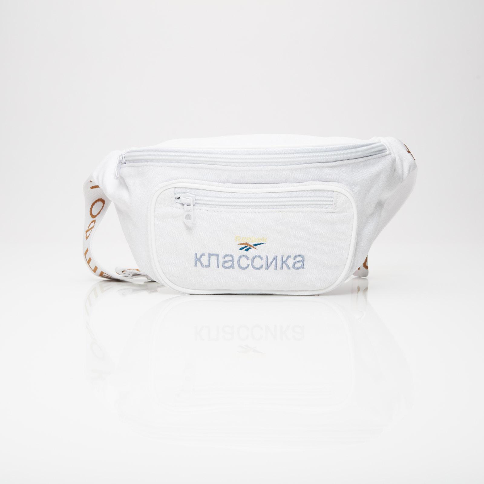 Reebok Classic Waistbag X Walk Of Shame - Dp4942 - Sneakersnstuff ... f9fd706e4a0