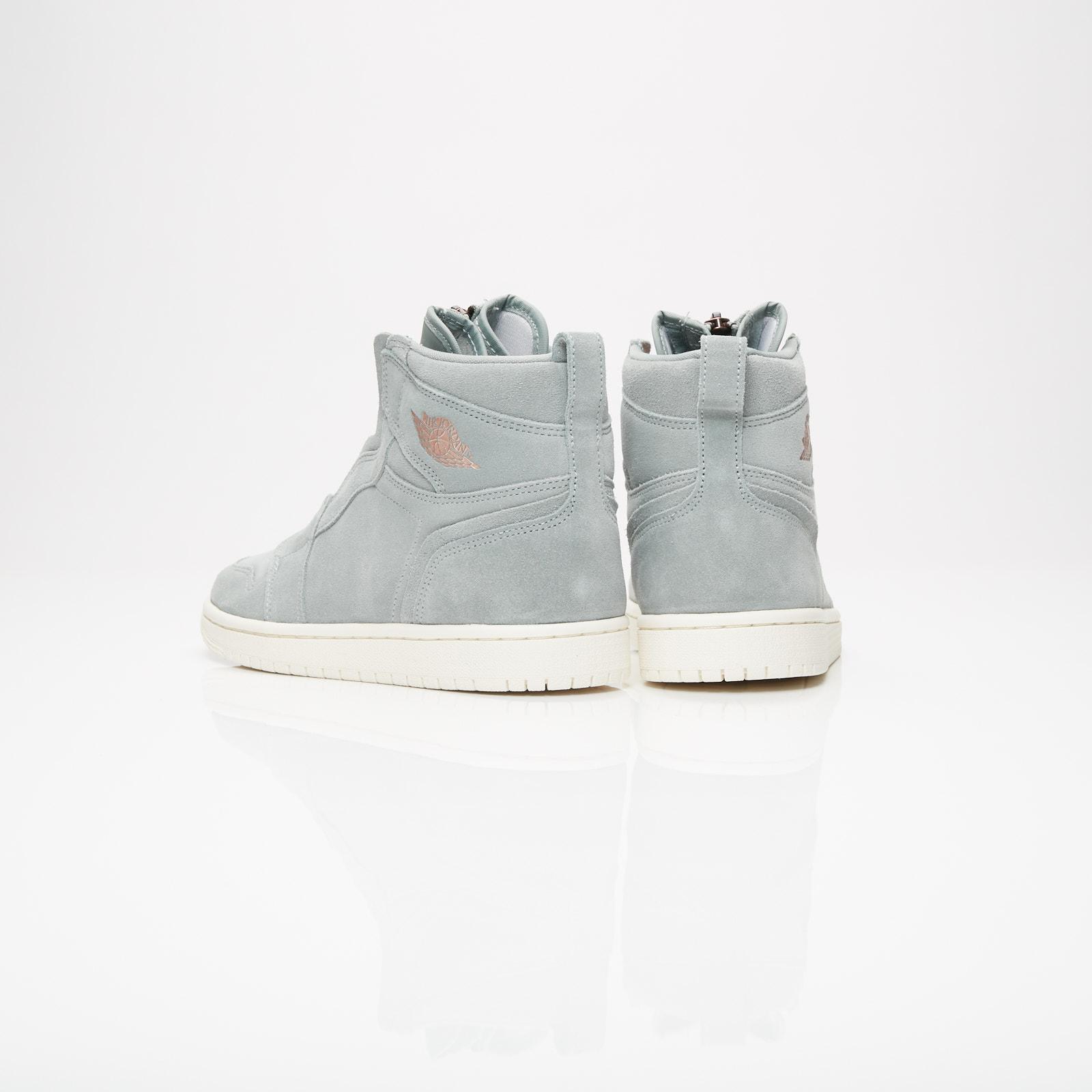 05f02cba9d0a Jordan Brand Wmns Air Jordan 1 High Zip - Aq3742-305 - Sneakersnstuff