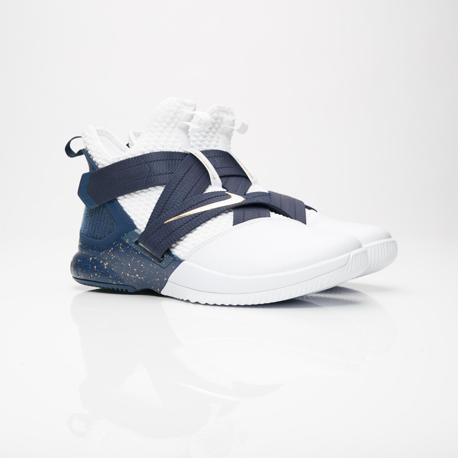 size 40 abeea 09ef5 Nike Lebron Soldier XII SFG - Ao4054-100 - Sneakersnstuff ...