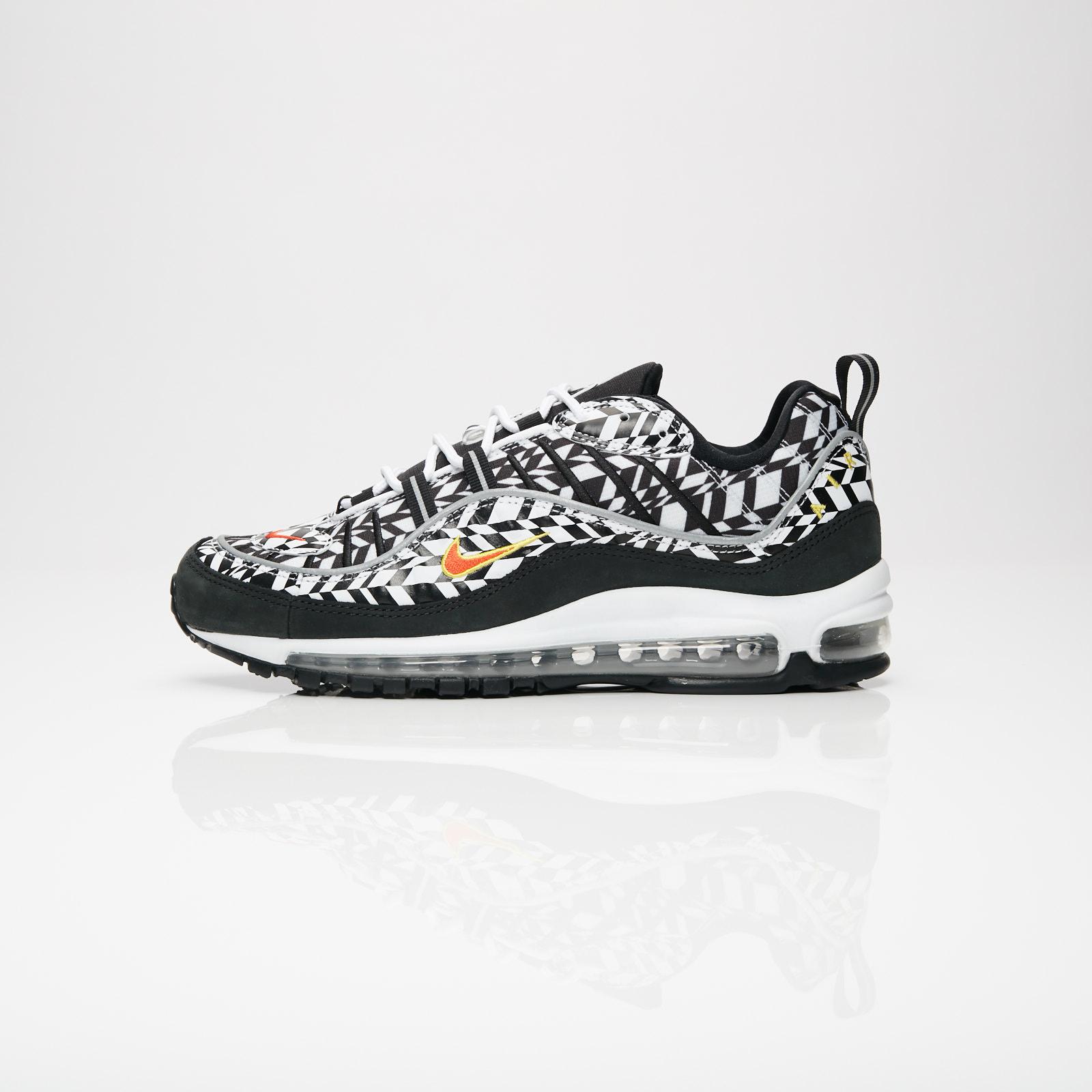 e5915985aade5b Nike Air Max 98 AOP - Aq4130-100 - Sneakersnstuff