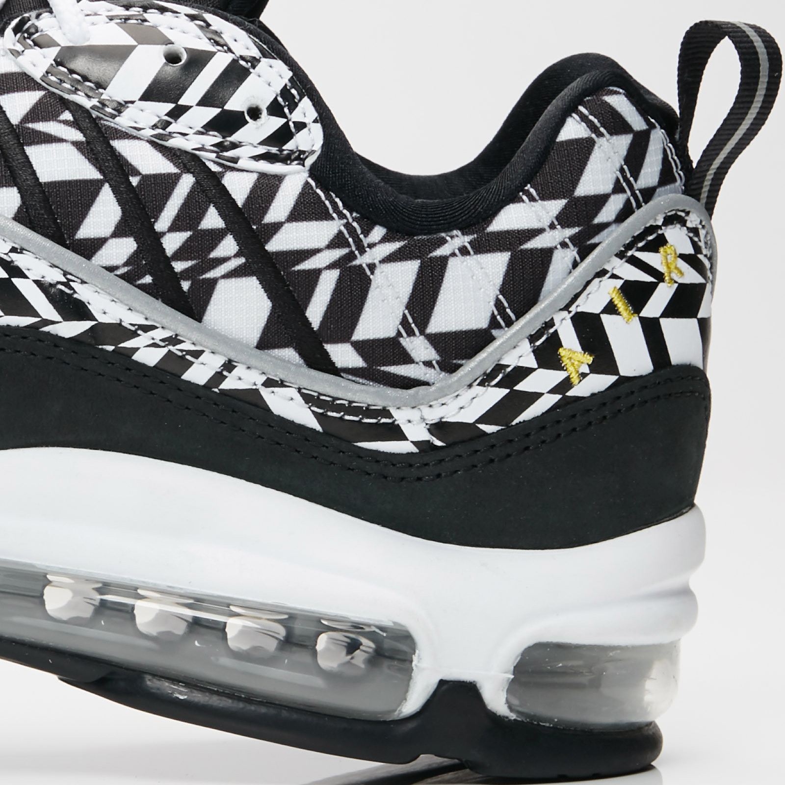 16c63b5fa3d Nike Air Max 98 AOP - Aq4130-100 - Sneakersnstuff