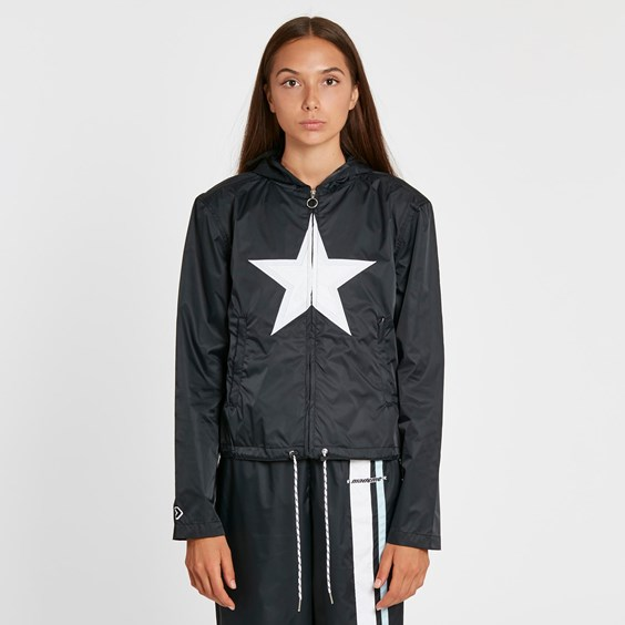Image of Converse Hooded Track Jacket
