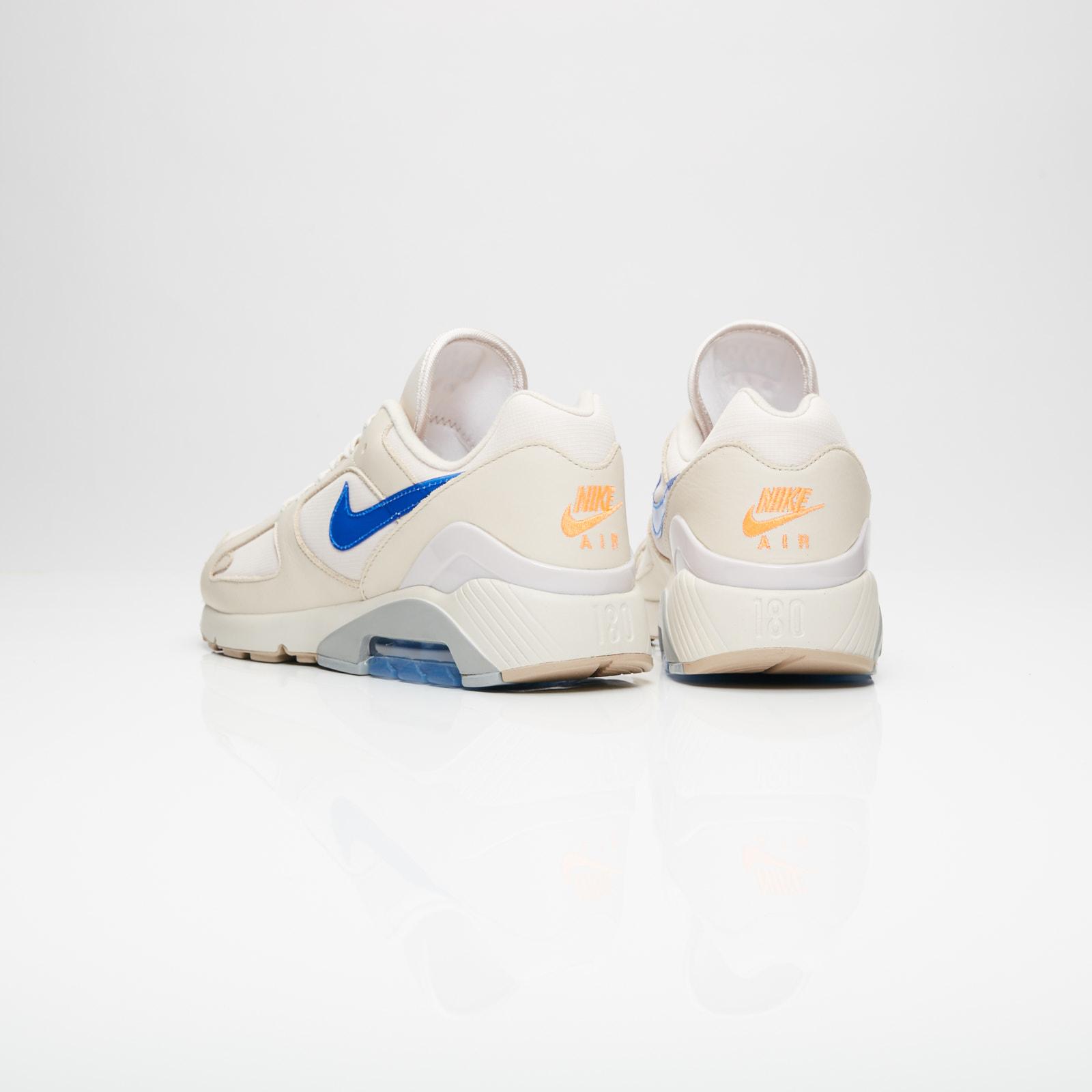 Nike Air Max 180 Desert SandRacer Blue Total Orange AQ9974
