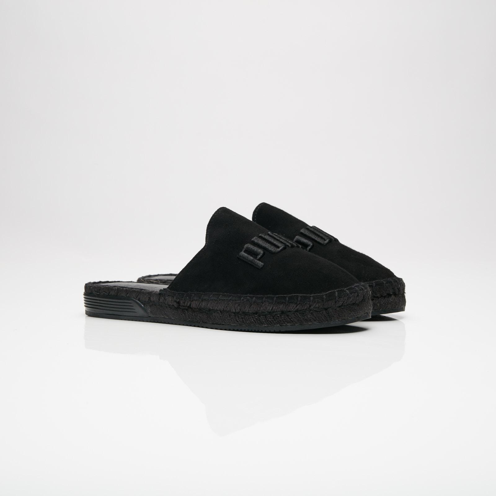 buy popular 864a8 88cd4 Puma Fenty Espadrille Wmns - 367685-01 - Sneakersnstuff ...