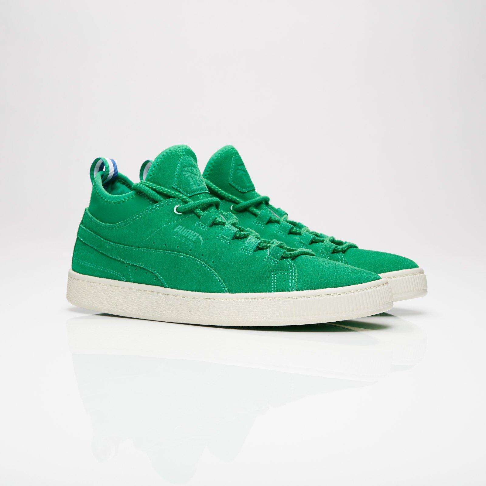 Puma Suede Mid x Big Sean 366252 02 Sneakersnstuff