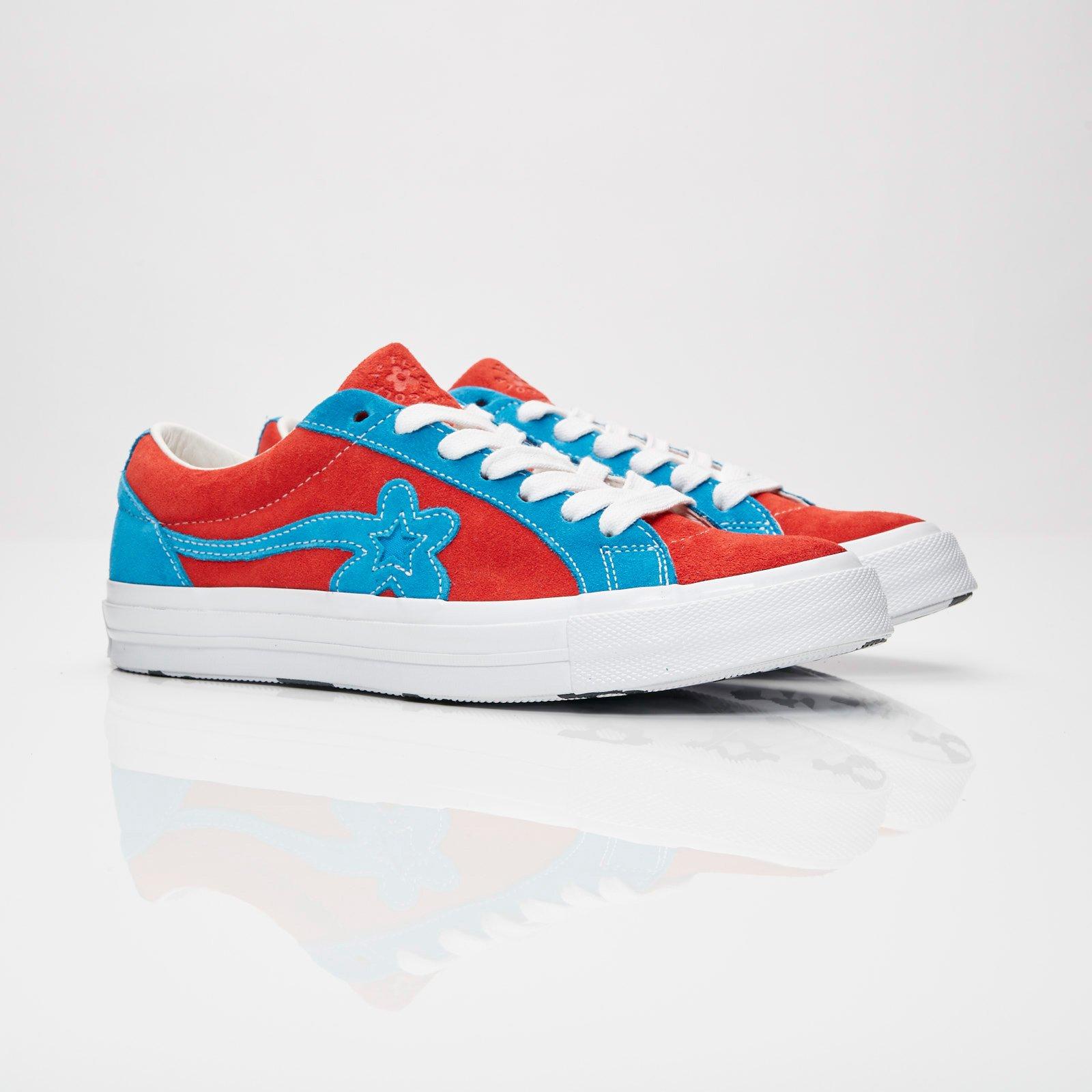 Converse One Star X Golf Le Fleur 162126c Sneakersnstuff Sneakers Streetwear Online Since 1999