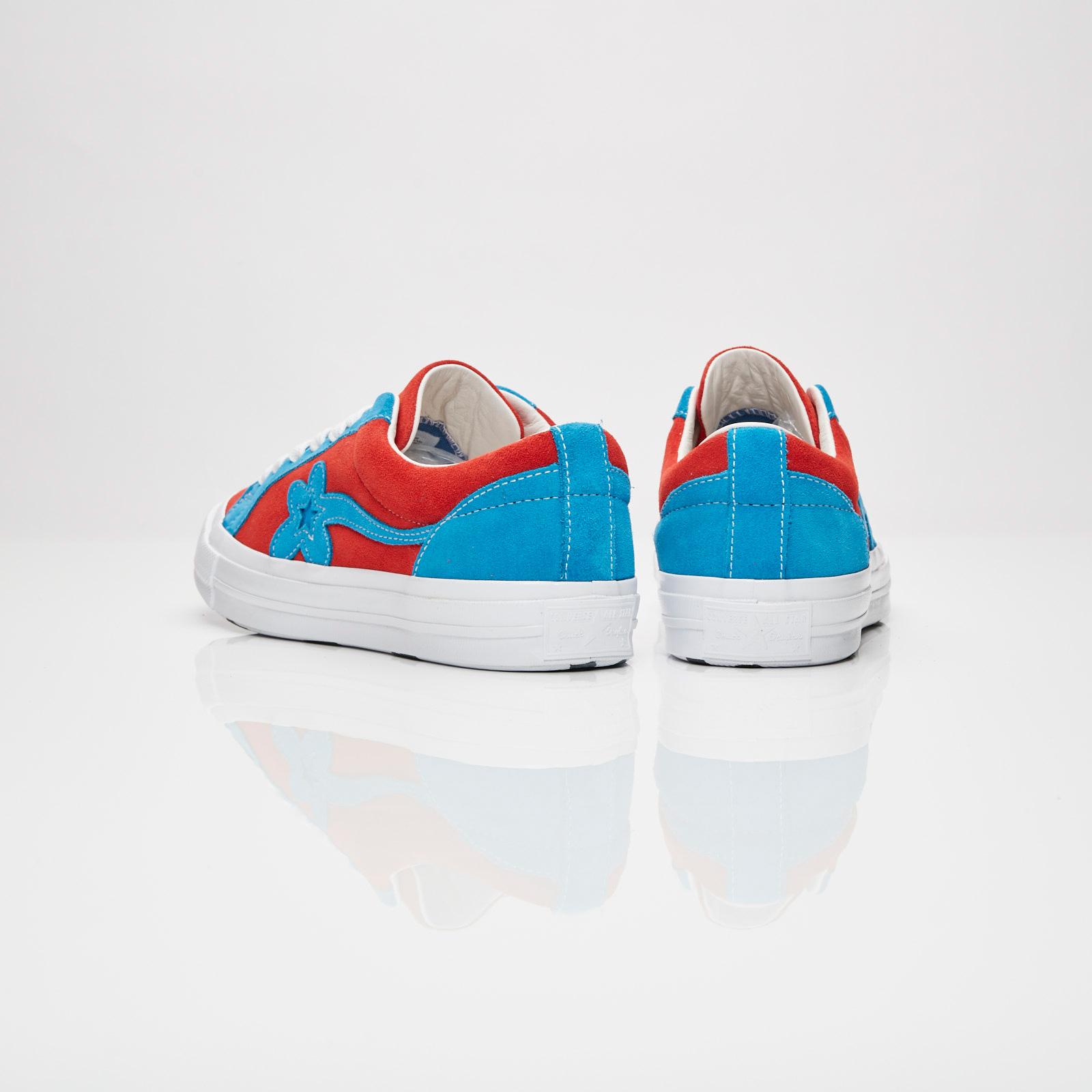 Converse One Star X Golf Le Fleur 162126c Sneakersnstuff