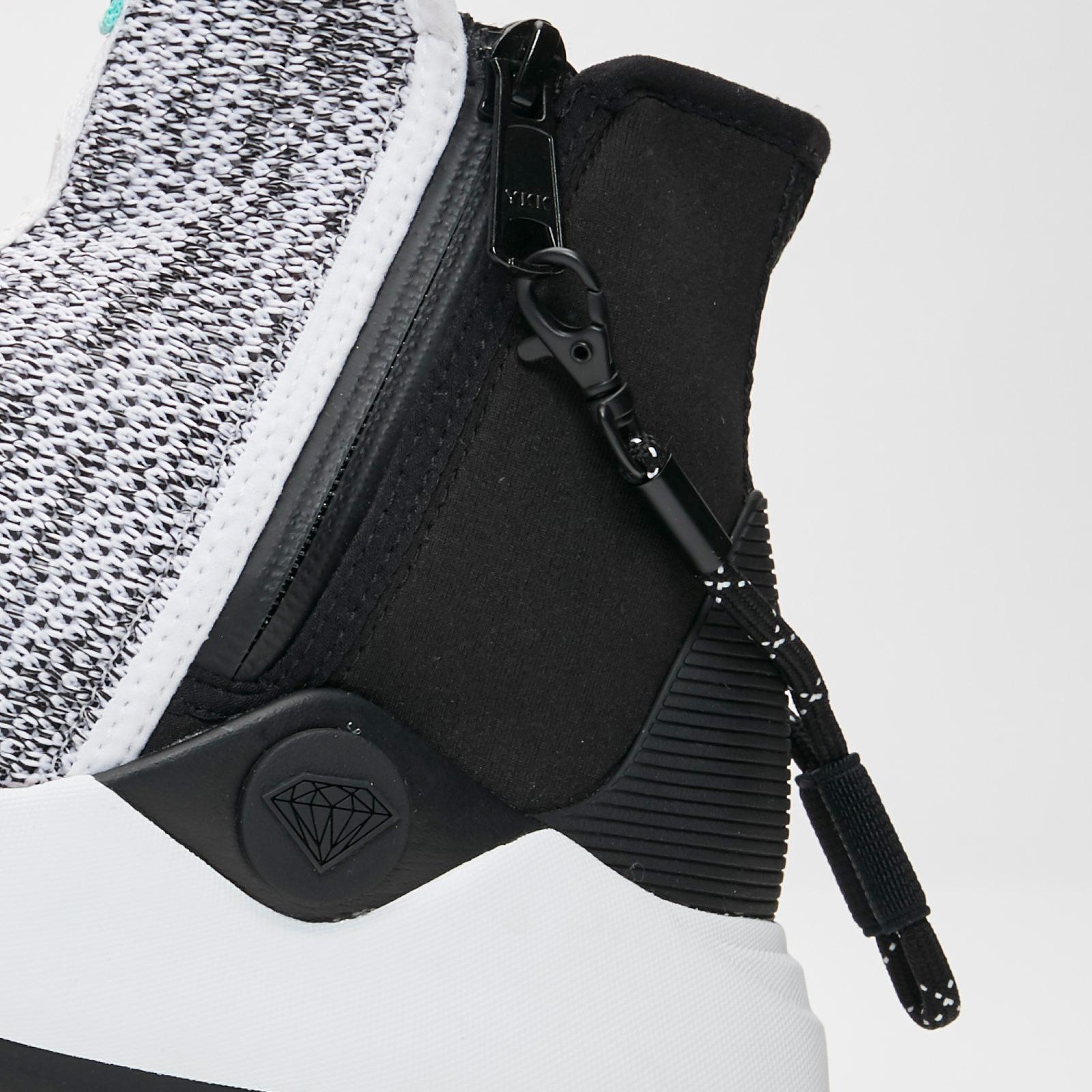 puma x diamond abyss knit sneakers