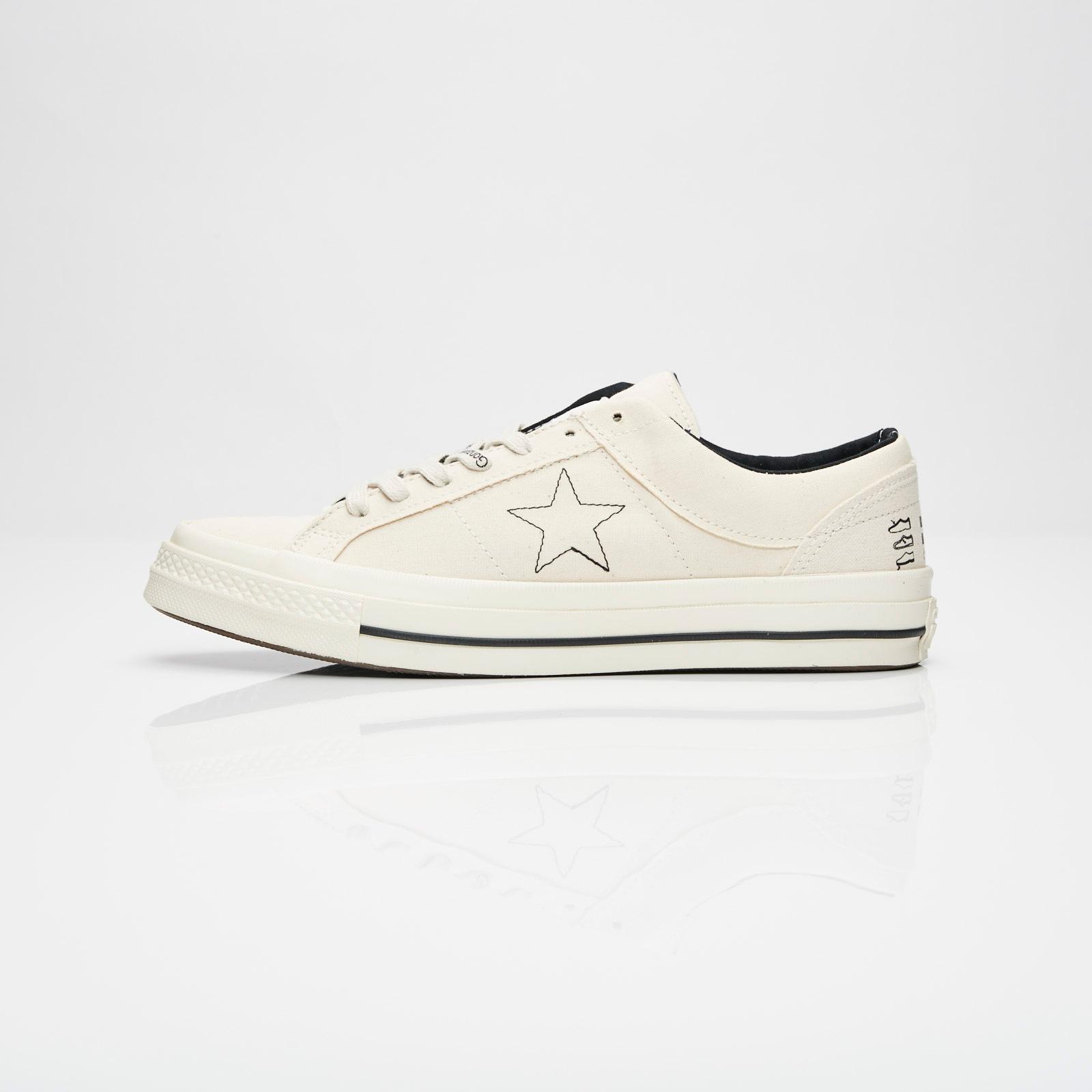 4873efdc97aa Converse One Star x Midnight Studio - 162124c - Sneakersnstuff ...