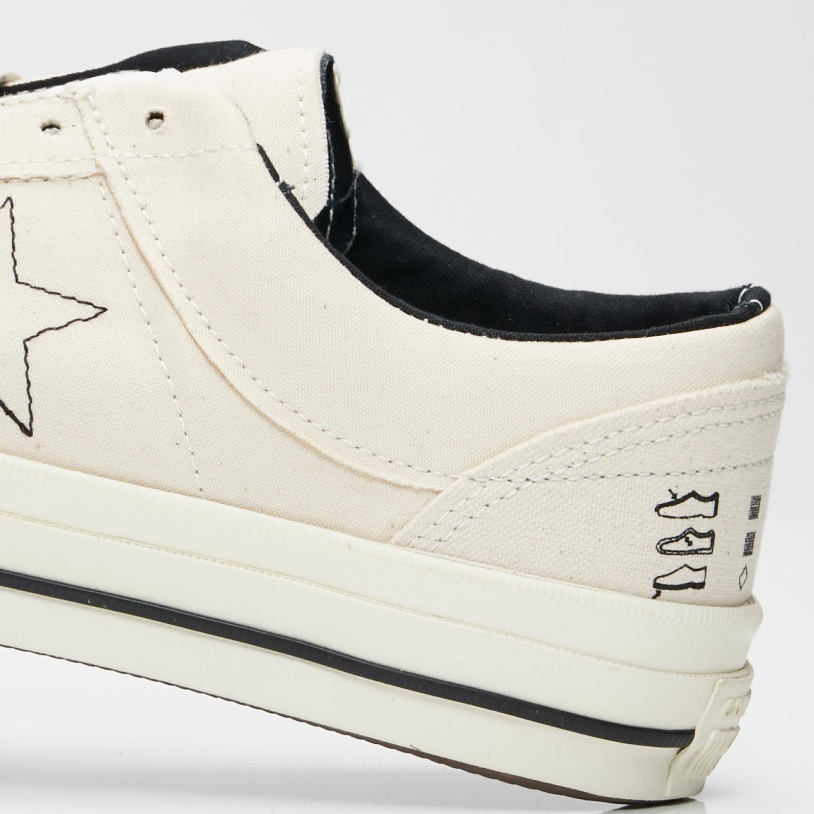 24c9d208e17529 Converse One Star x Midnight Studio - 162124c - Sneakersnstuff ...