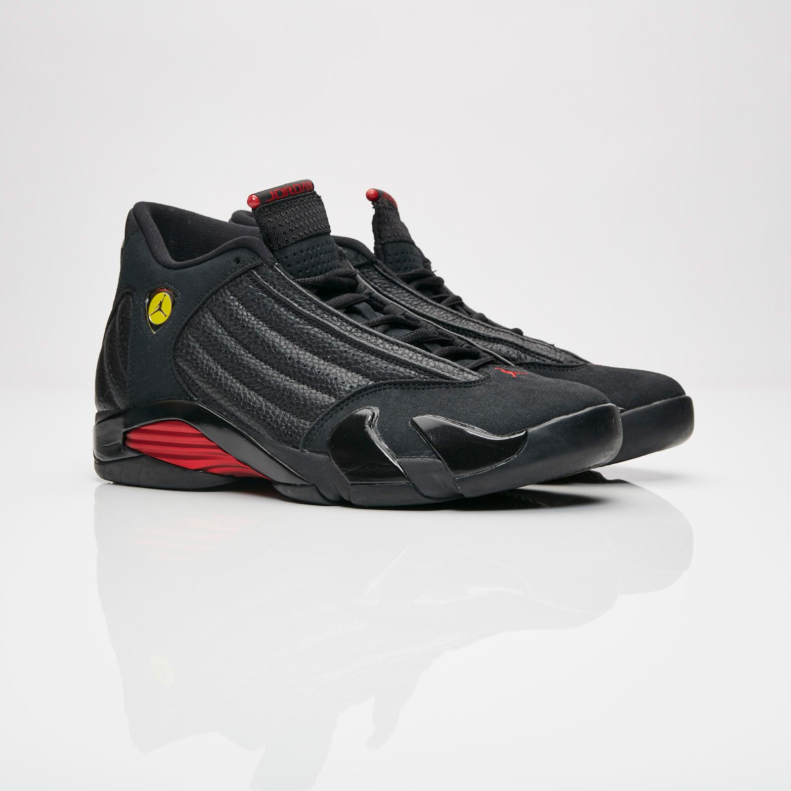 d075dd42d7cf Jordan Brand Air Jordan 14 Retro - 487471-003 - Sneakersnstuff ...