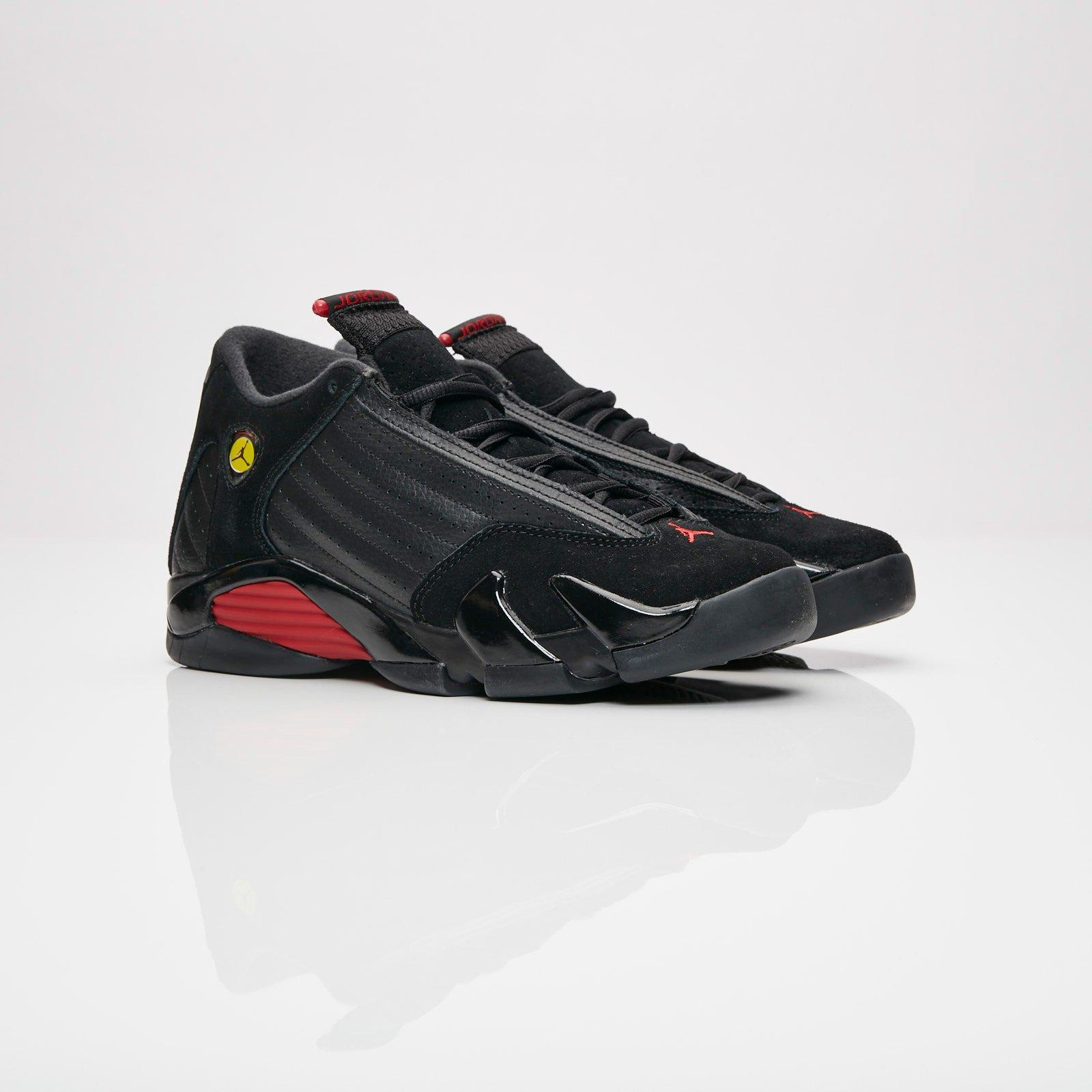 fca86cc962dd Jordan Brand Air Jordan 14 Retro GS - 487524-003 - Sneakersnstuff ...