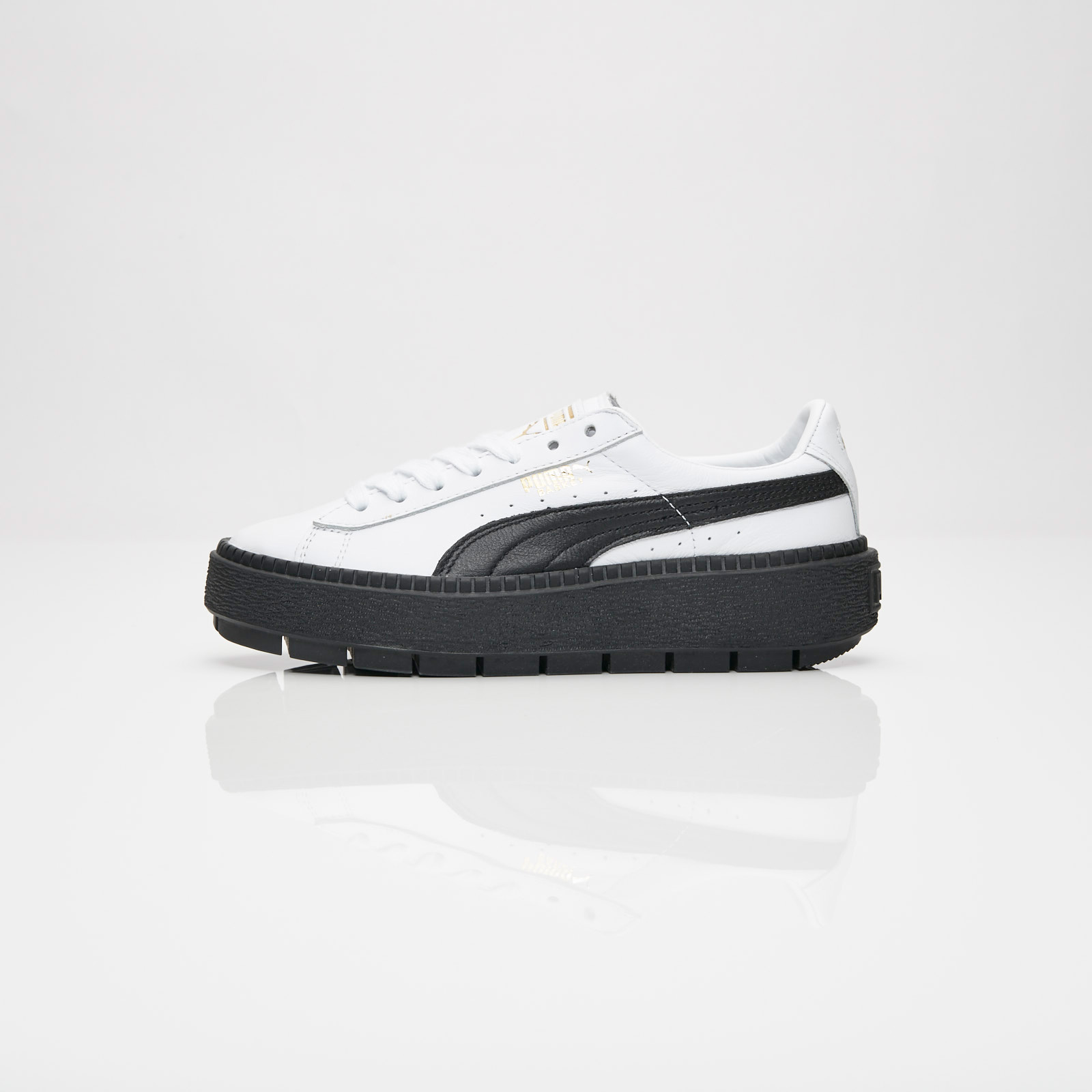 Sneakers PUMA Platform Trace L Wn's 366109 02 Puma White