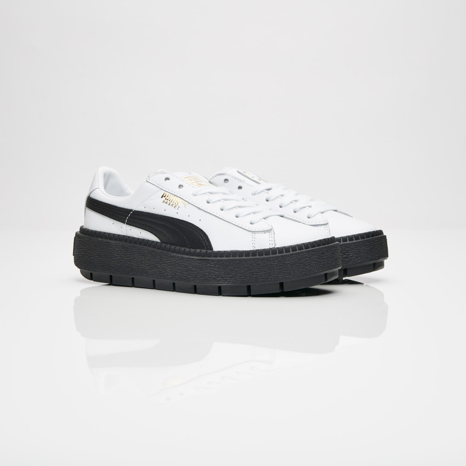 ea9ba20dee56 Puma Basket Platform Trace Wns - 366109-02 - Sneakersnstuff ...