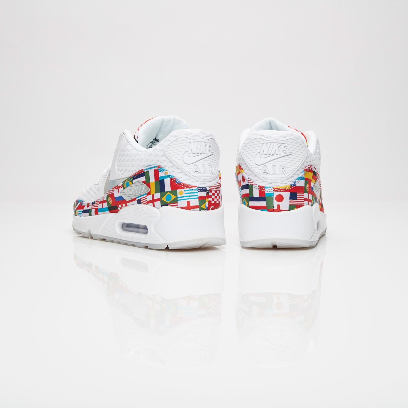 814bb05a2 Nike Air Max 90 NIC QS - Ao5119-100 - Sneakersnstuff