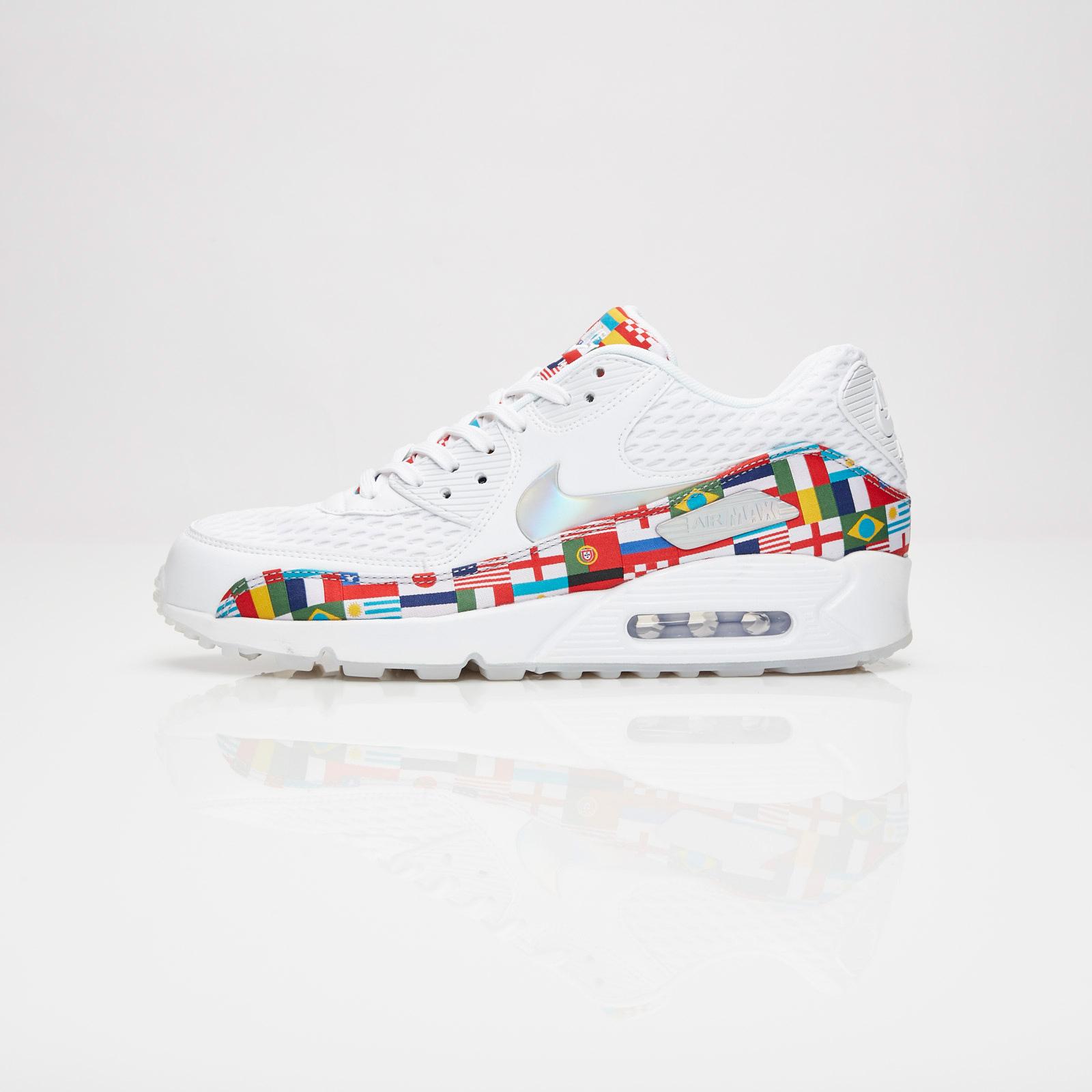 Nike Air Max 90 NIC QS - Ao5119-100 - SNS   sneakers & streetwear ...