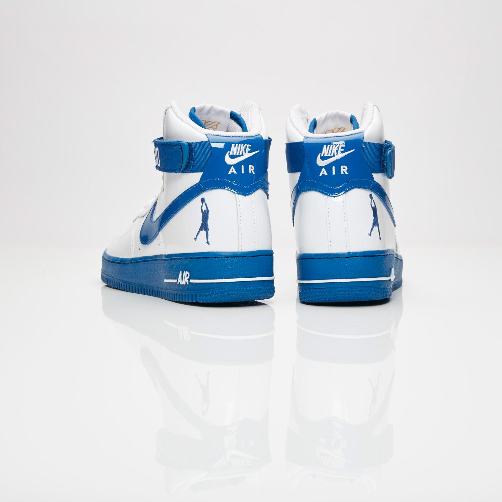 5bc426355462 Nike Air Force 1 High Retro CT16 QS - Aq4229-100 - Sneakersnstuff ...