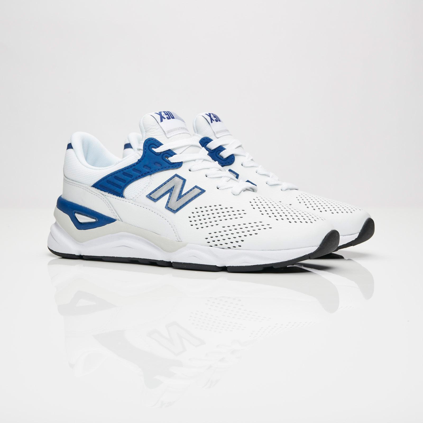 x90 new balance bleu
