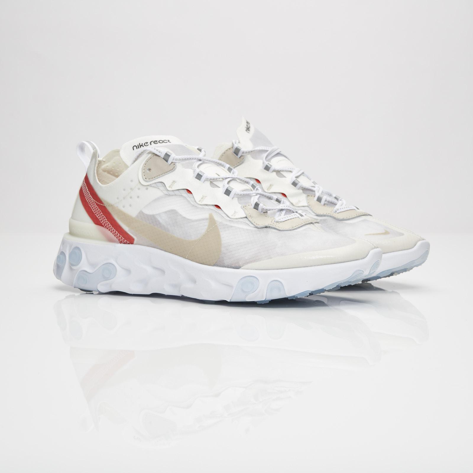39f1a7fe3a59 Nike React Element 87 - Aq1090-100 - Sneakersnstuff