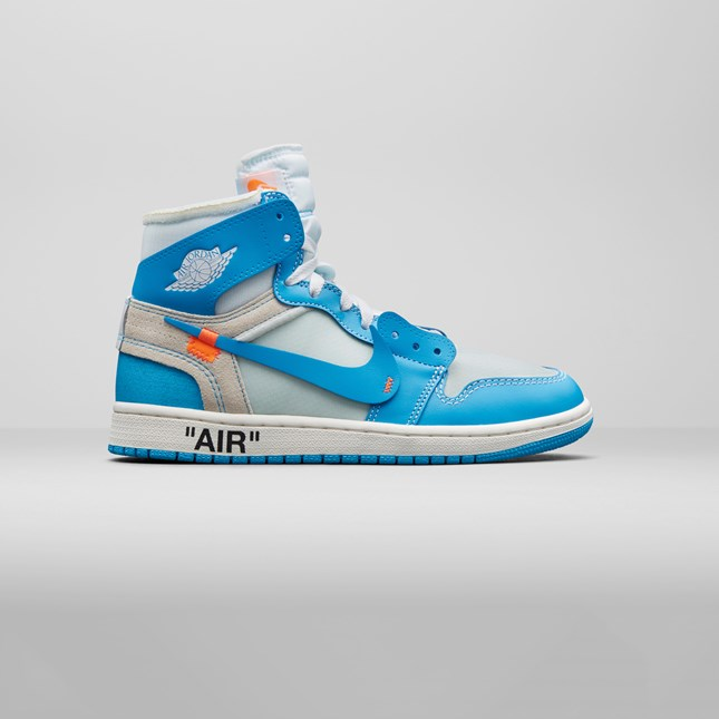 Jordan Brand Air Jordan 1 X Off-White NRG