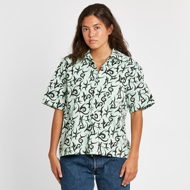 Tribal Hawaian Shirt