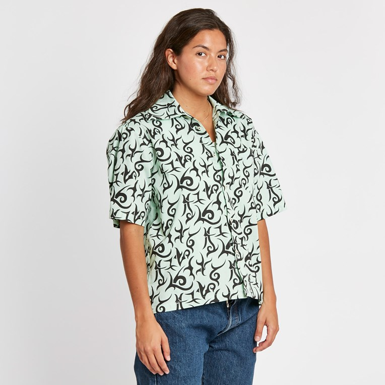 Aries Tribal Hawaian Shirt - 2