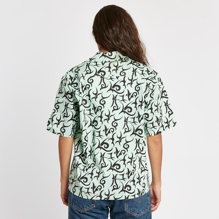 Aries Tribal Hawaian Shirt - 3