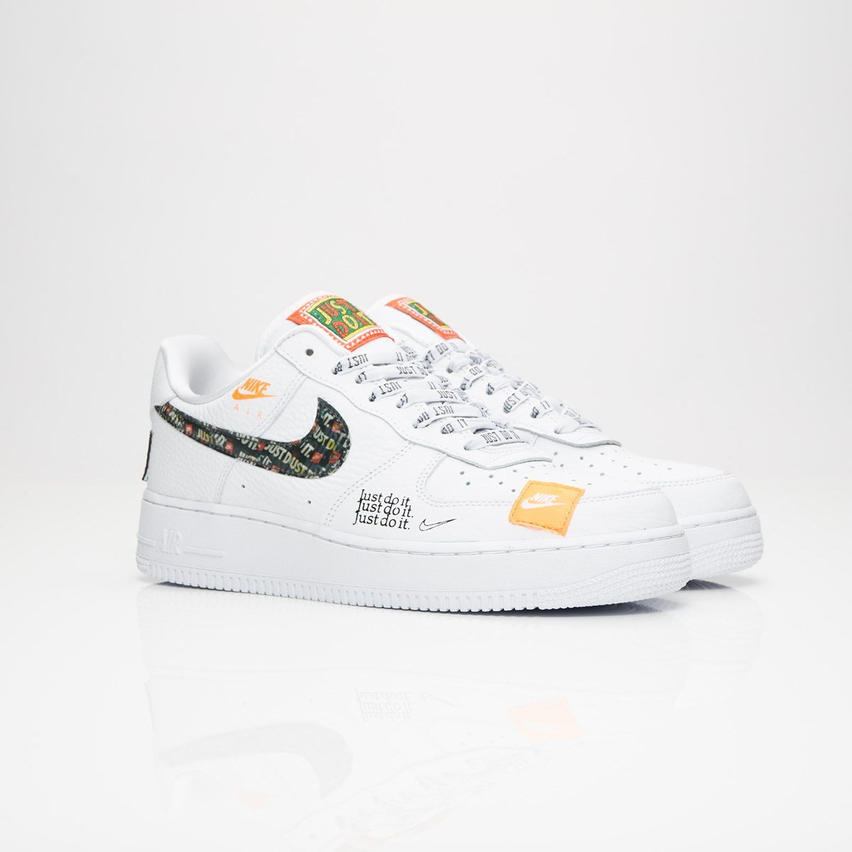 Nike Air Force 1 07 Premium Just Do It Ar7719 100