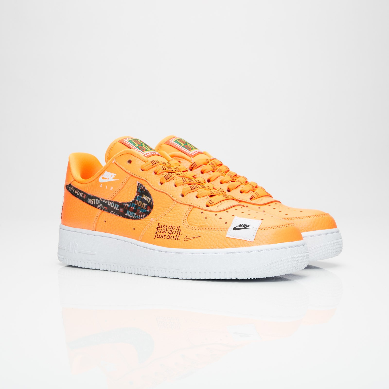 best sneakers a3df9 37318 ... ireland nike sportswear air force 1 07 premium just do it 01449 8d42f