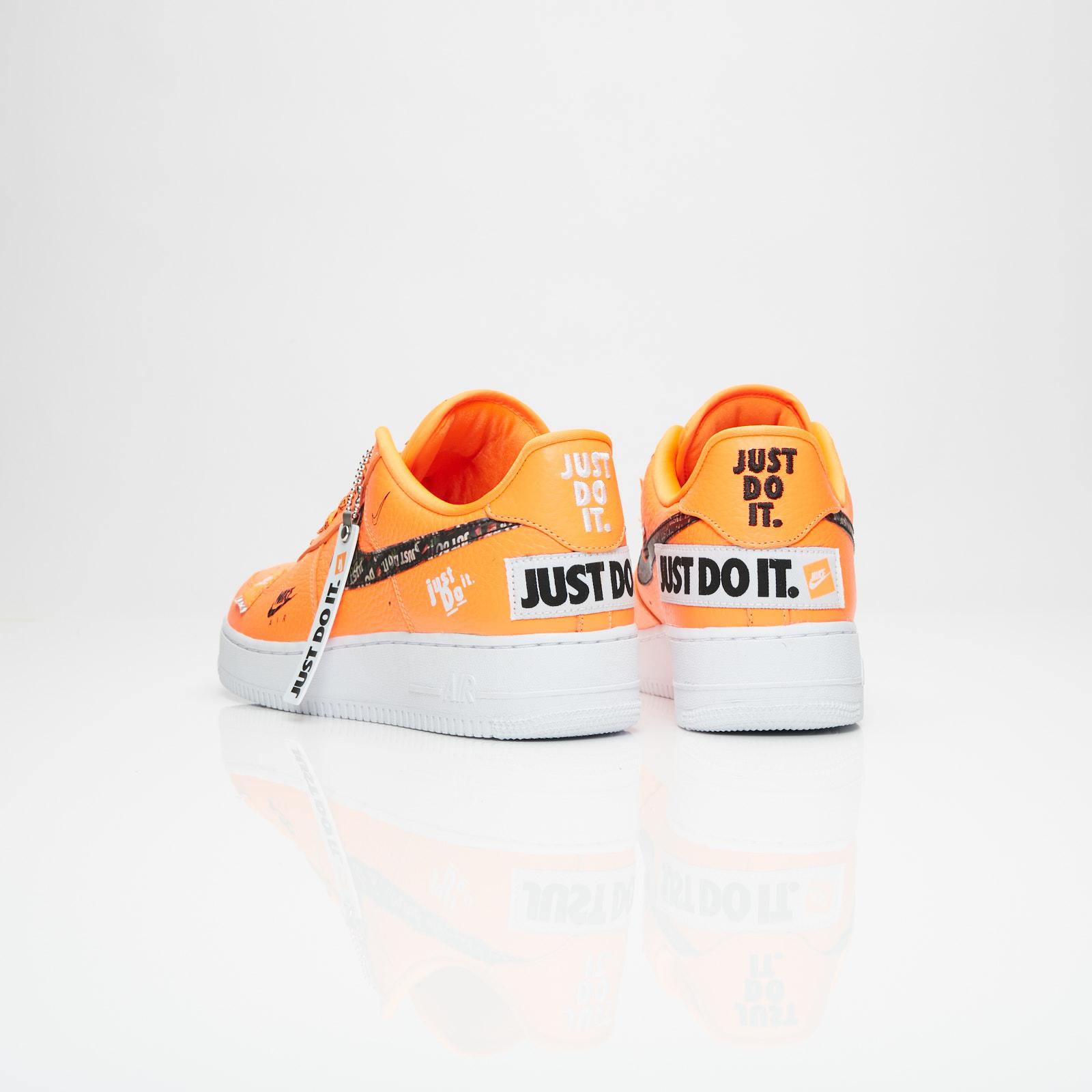 Nike Air Force 1 07 Premium Just Do It Ar7719 800