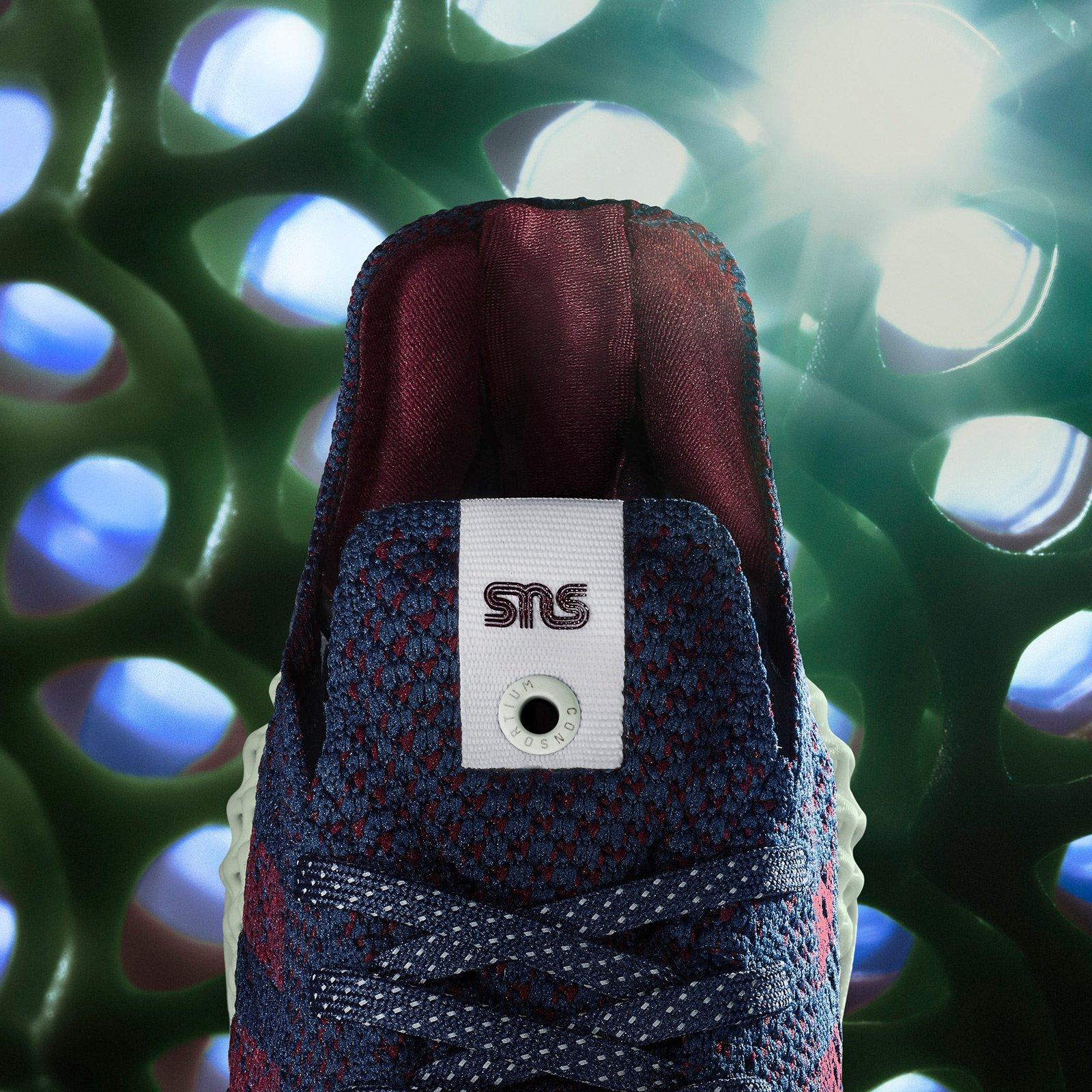 timeless design c06f6 7cf7a ... adidas Consortium 4D x Sneakersnstuff ...