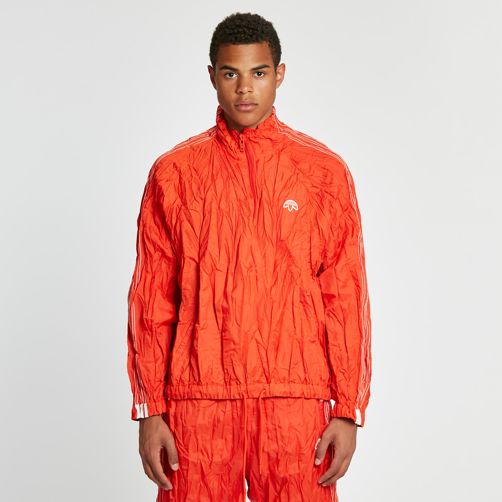 Adidas Originals By Alexander Wang Aw oversized wrinkled