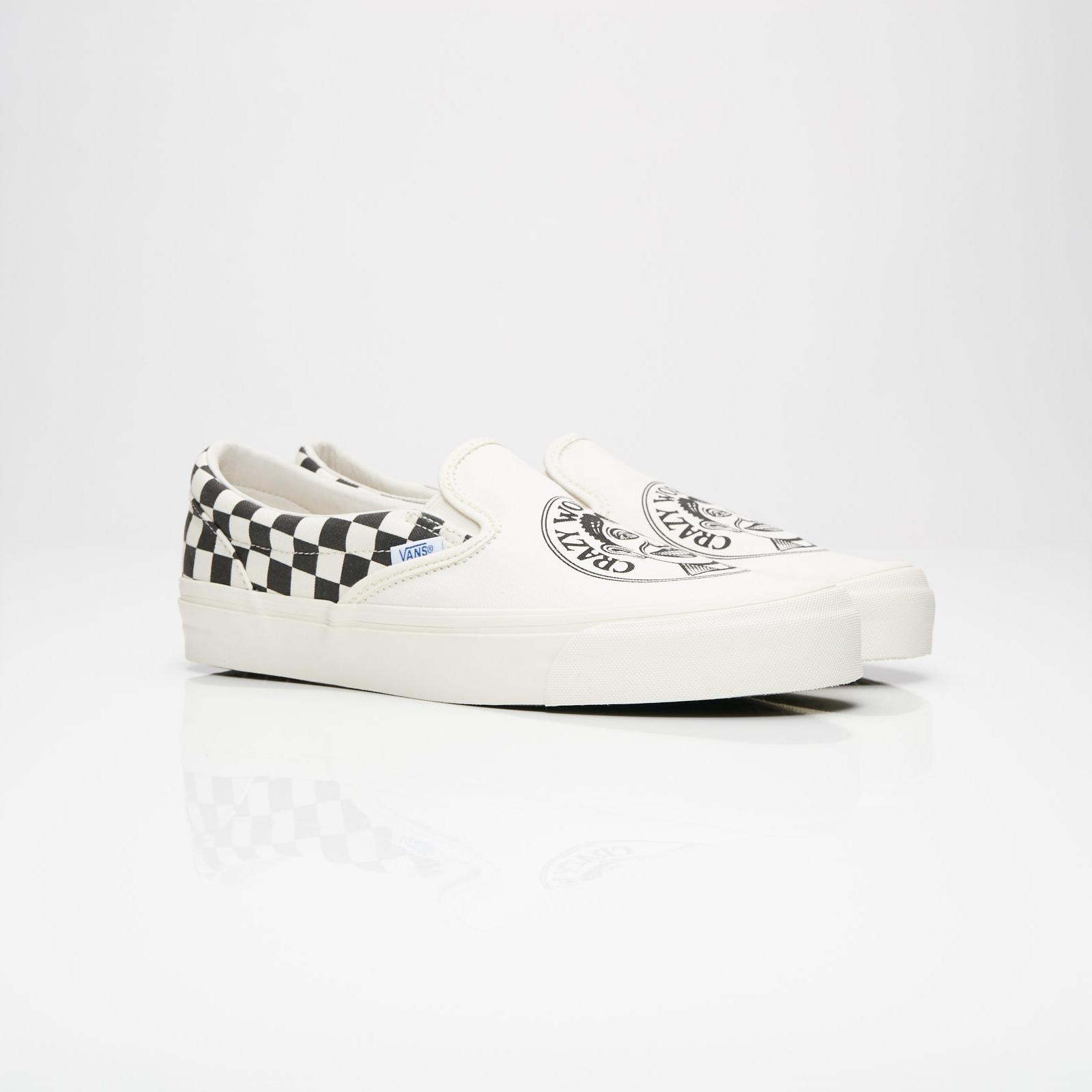 98e4f65ab063 Vans UA OG Classic Slip-On LX - V00udfqlu - Sneakersnstuff ...
