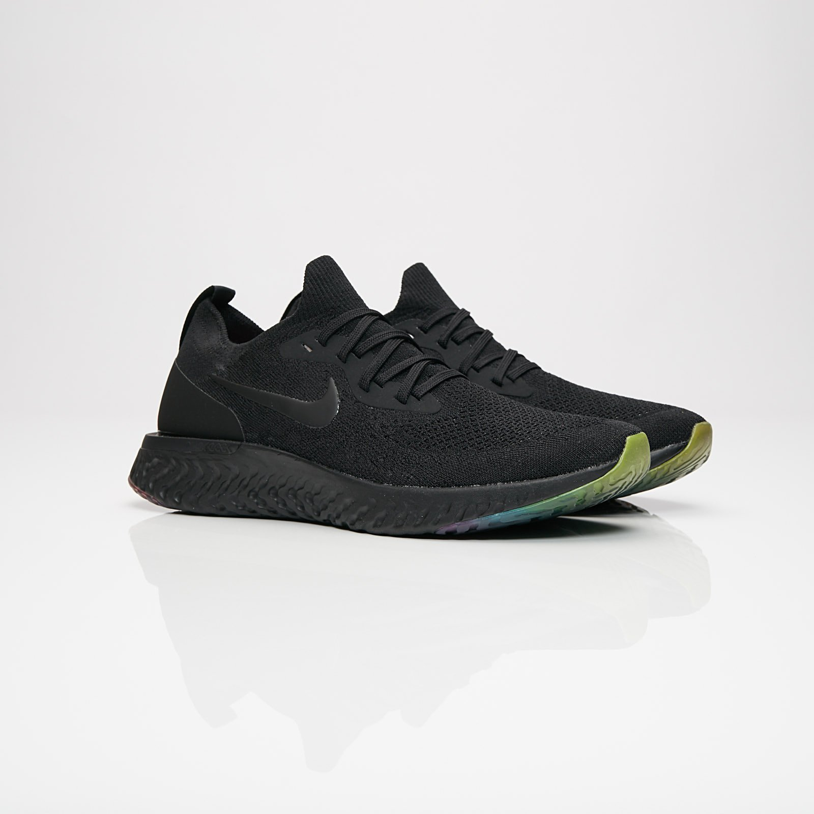 f94470251bc4 Nike Epic React Flyknit Be True - Ar3772-001 - Sneakersnstuff ...