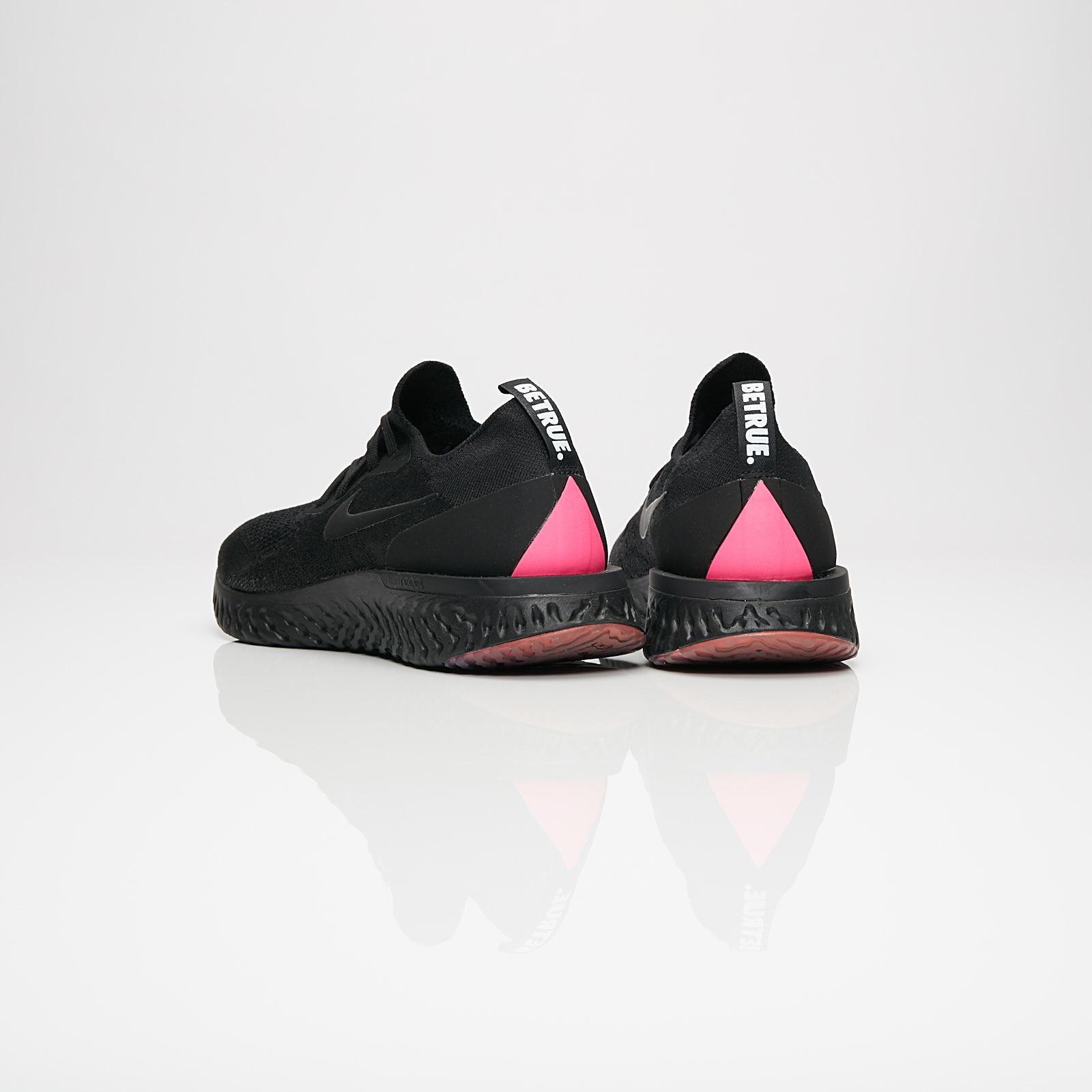 c508a95708c Nike Epic React Flyknit Be True - Ar3772-001 - Sneakersnstuff ...