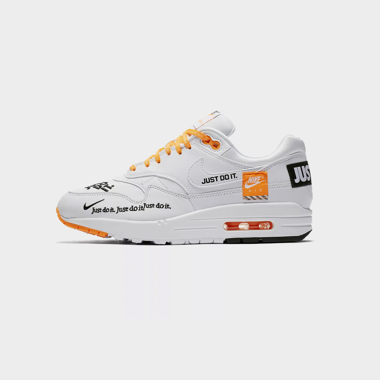More Sneakers Nike Air Max 1 LX 'Just Do It' 'Total